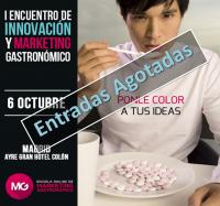 encuentro de innovación y marketing gastronómico