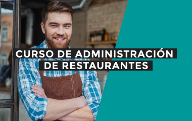 Escuela marketing gastronómico Erika Silva - curso de administración de restaurantes
