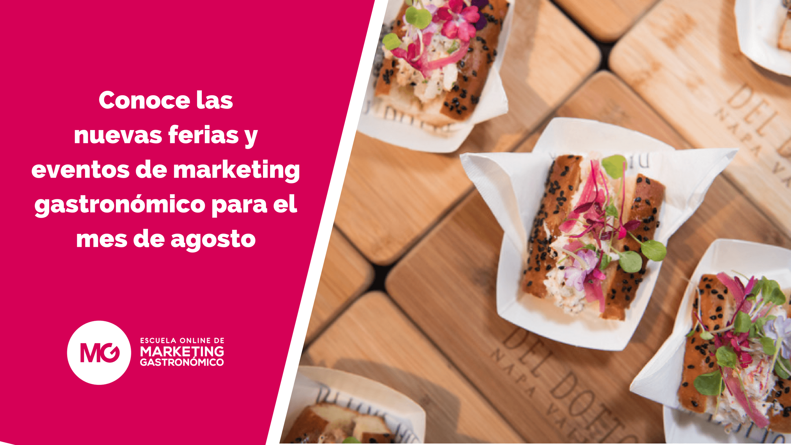 eventos marketing gastronomico