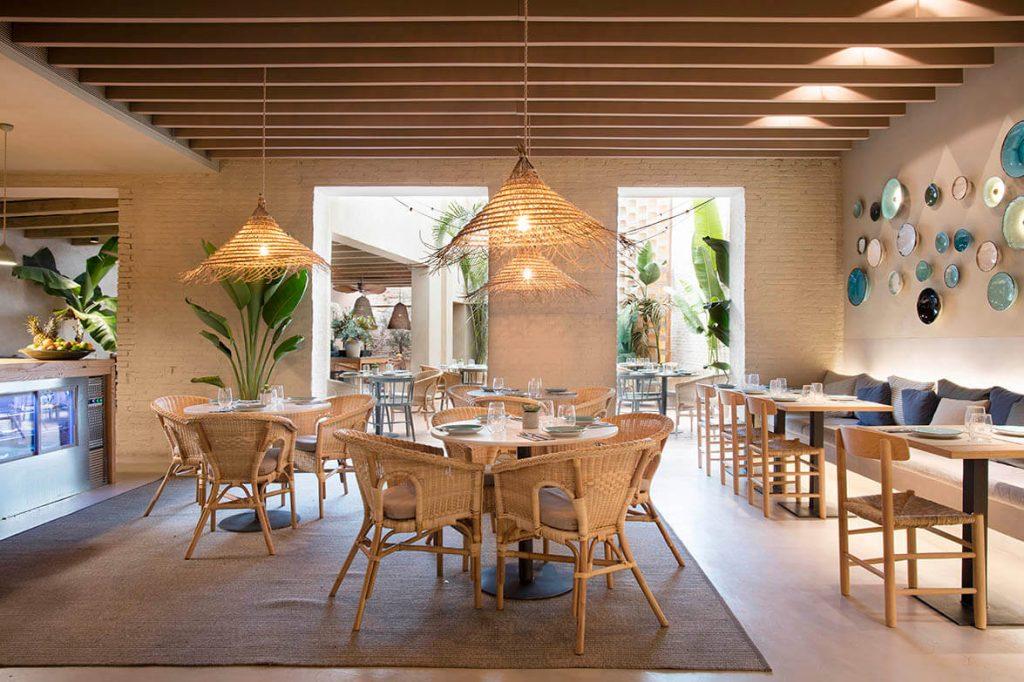 Tendencias en dise o de restaurantes - Tagomago restaurante valencia ...