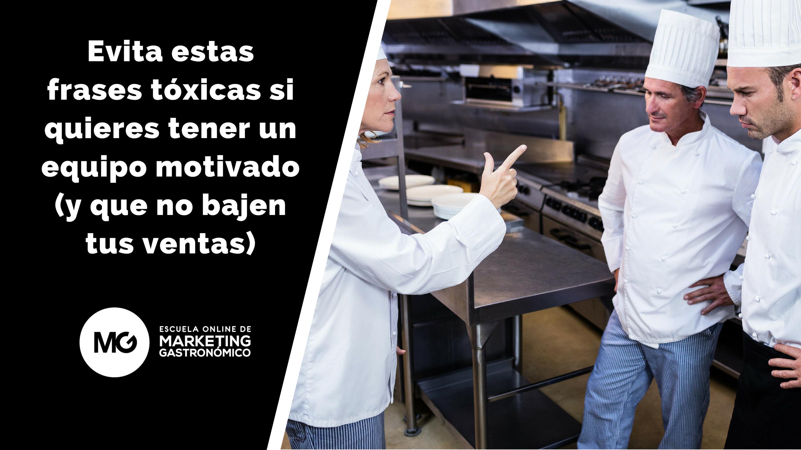 Cómo ser un buen gerente de restaurante?