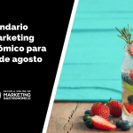calendario marketing gastronomico 2018