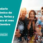 calendario eventos gastronómicos 2018