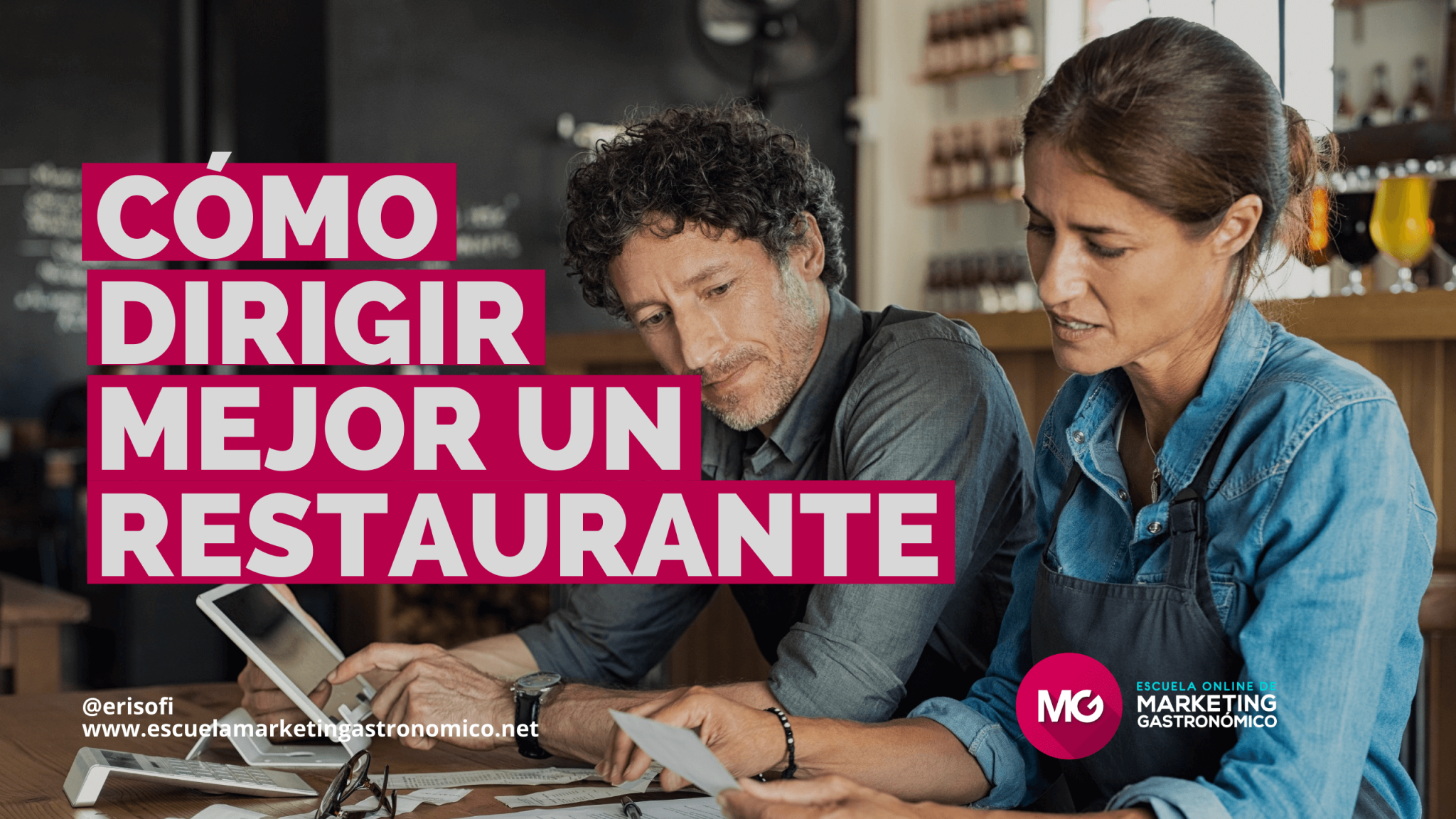 como DIRIGIR un restaurante MARKETING GASTRONOMICO