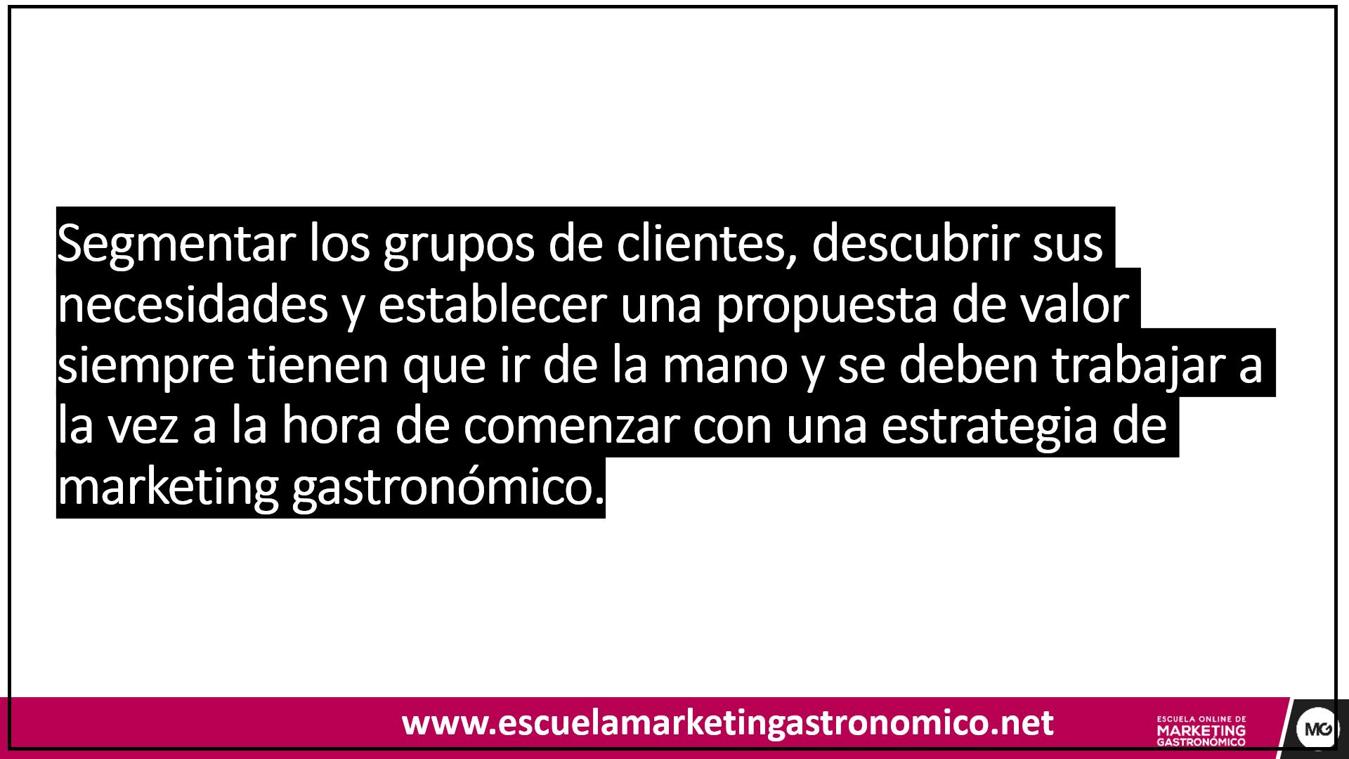 Ejemplo Plan De Marketing Sencillo Para Restaurantes Plantilla Pdf