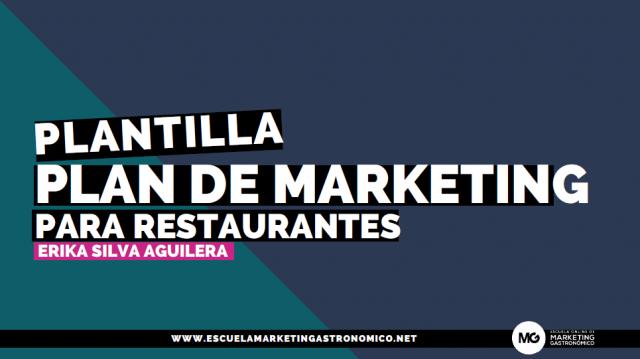 Descarga aquí tu plantilla PDF para analizar y ejecutar tu plan de marketing para restaurantes.