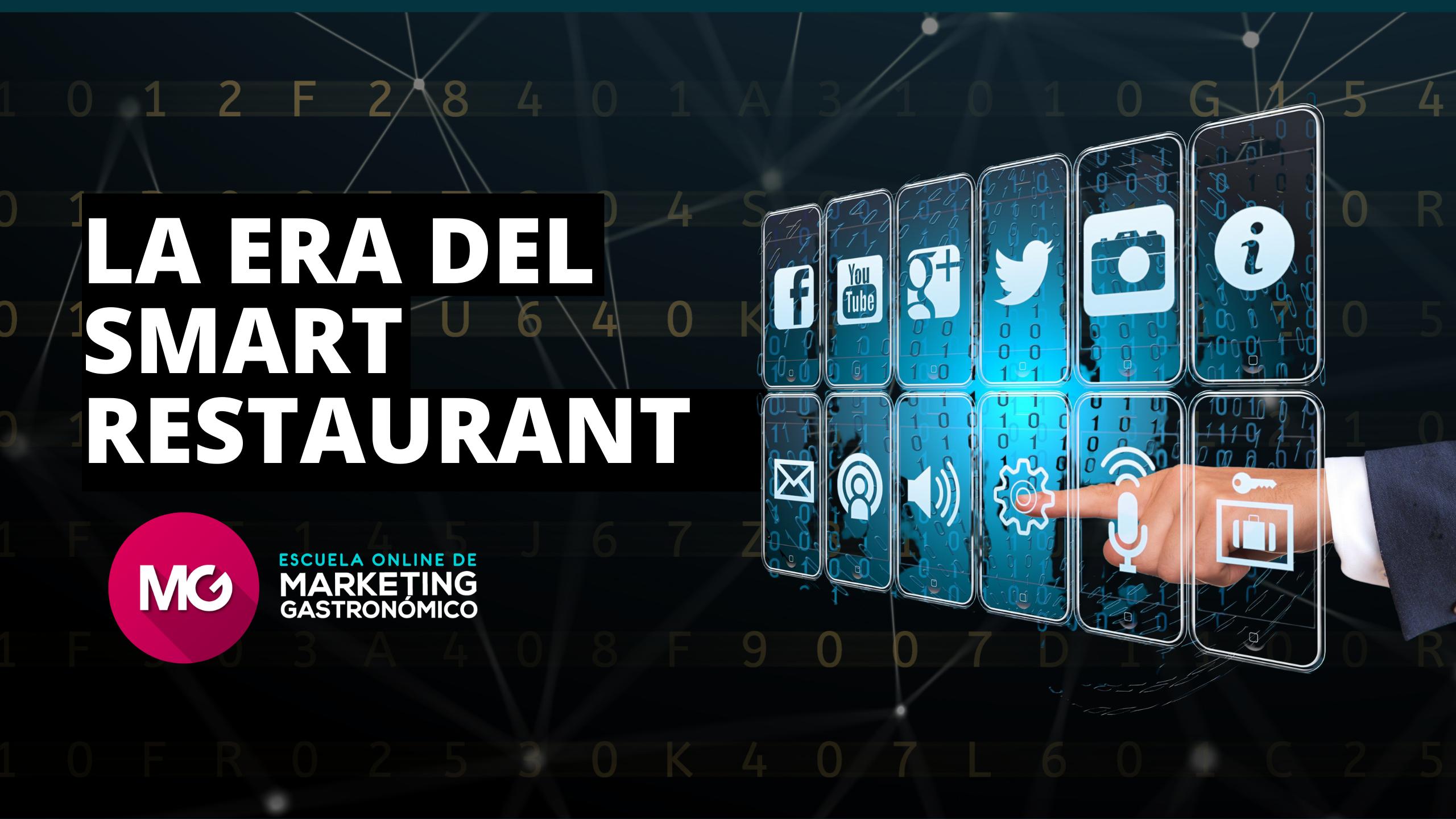 taller online de marketing gastronomico smart restaurant