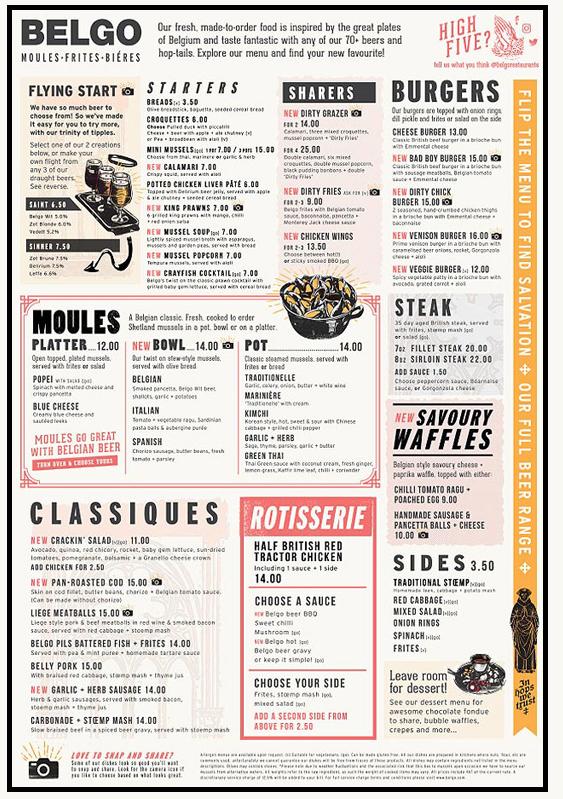 Erika silva marketing gastronomico como diseñar una carta de restaurante